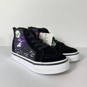Vans x Nightmare Before Christmas Sk8-Hi Zip Shoes